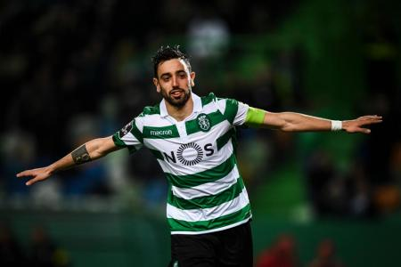Man United confirm signing of Bruno Fernandes from Sporting Lisbon