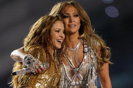 Latin pride on display during Lopez, Shakira Super Bowl show