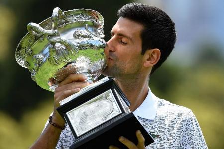 Djokovic's unusual journey of meditation, vegetarian diet and yoga