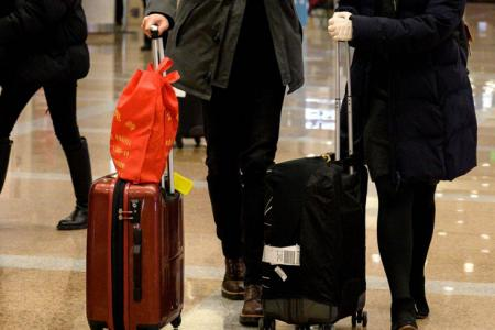 Travel insurance may not cover areas hit by virus