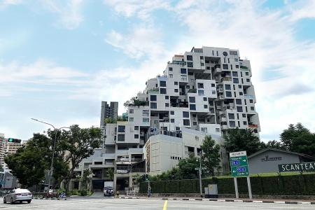 11 freehold commercial units at Balestier Point for sale at $68m