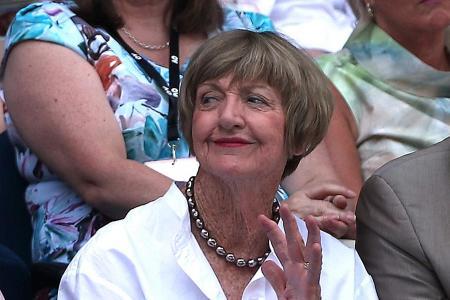 Margaret Court claims Tennis Australia 'discriminated' against her