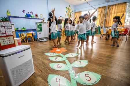 52 childcare operators sign up for Government-funded scheme