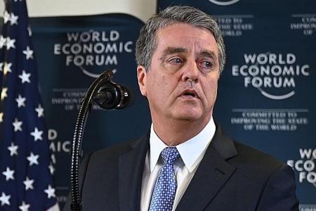 WTO lacks expertise to examine currency valuations as trade issue
