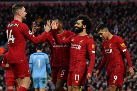 Liverpool fans must savour 'dream season': Reds chairman