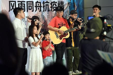SPH Chinese Media Group raises $100k for Red Cross