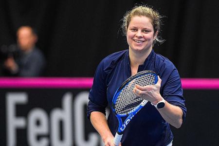 Kim Clijsters to make comeback in Dubai next week