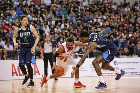 No fear, only cheers as fans fuel Singapore Slingers' victory
