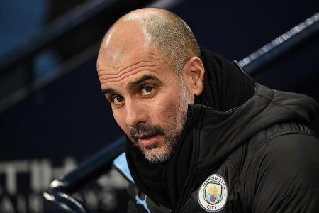 Pep Guardiola hints at summer upheaval at Manchester City