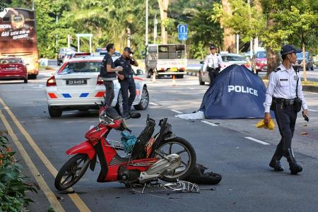 Fatal accidents, road deaths hit record low last year