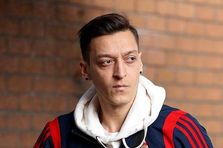 Mikel Arteta has improved Arsenal despite early struggles: Mesut Oezil