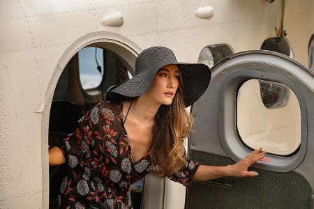 Fantasy Island star Maggie Q seeks to end injustice