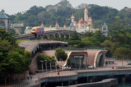 Free admission to Sentosa during March school holidays