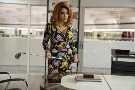 Salma Hayek gets pretty ugly in Like A Boss