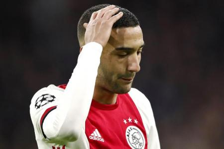 Chelsea sign Ziyech from Ajax