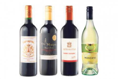 Get into the Valentine's Day spirit with these wines from FairPrice