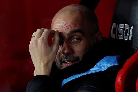 My job on the line if City don't win Champions League: Pep Guardiola