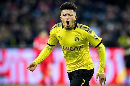 It'd be surprising if Reds, City do not try to sign Sancho: Le Tissier
