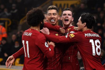 Richard Buxton: Tricky path to glory for Liverpool