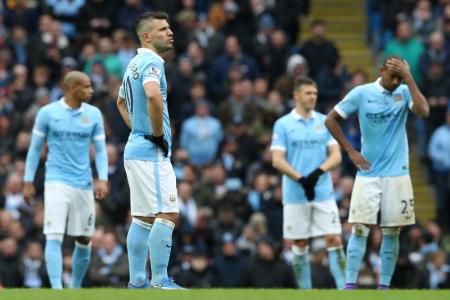 Man City banned from European competitions for two seasons