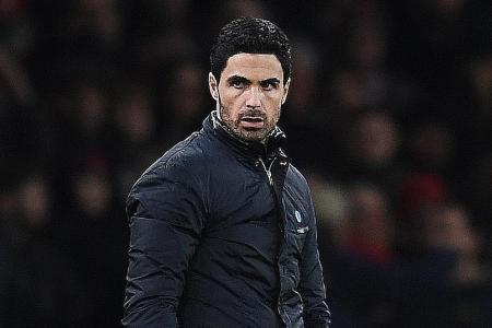 Mikel Arteta: I want the best for Manchester City, Pep and the players