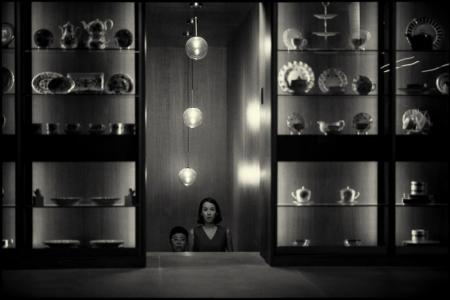 Director Bong: Black-and-white Parasite a more intimate film