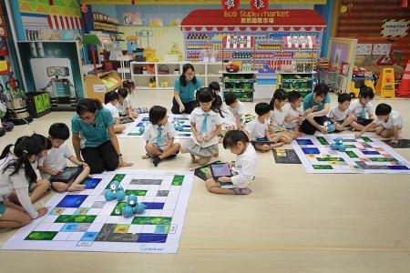 Annual govt spending on early childhood sector set to double