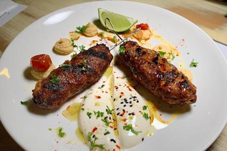 Savour Greek flavours and relax at Summerlong