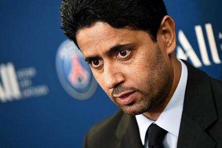 PSG chief expects to be cleared of corruption charges
