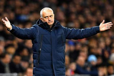 Mourinho on Leipzig match: Like fighting with a gun without bullets