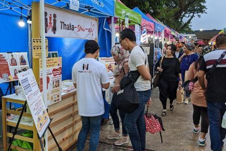 NTU group spreads awareness about thalassaemia