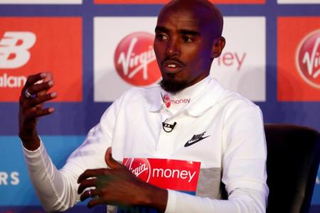 Farah caught up in controversy over 2014 injection