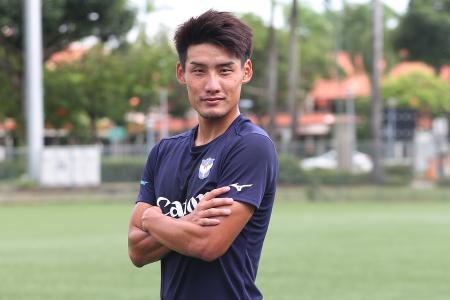 Albirex Niigata skipper Kazuki Hashioka wants to be king of assists