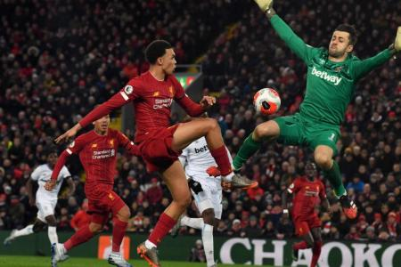 Liverpool stage comeback to win five-goal thriller against West Ham