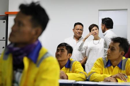 New scheme for Chinese workers to help ease labour crunch