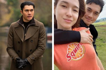 Henry Golding finds it 'therapeutic' to play gangster in The Gentlemen