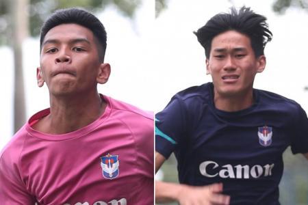 Albirex Niigata sign seven Singaporean footballers, their highest-ever
