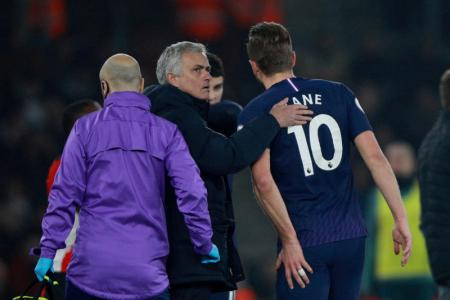 EPL: Kane could return to play five games this season - Mourinho