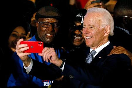 Big win in South Carolina gives Biden's presidential campaign new life