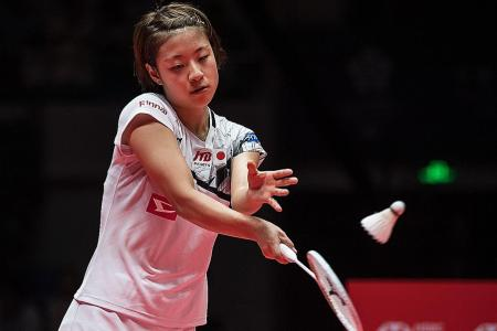 Olympic rehearsal in Singapore for world's top shuttlers