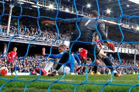 Mason Holgate on Man Utd VAR Decision