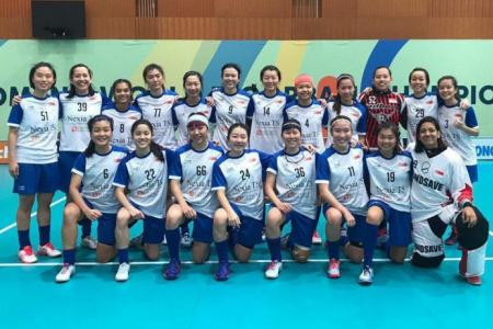 Singapore Floorball Association gets sponsorship boost from Nexia