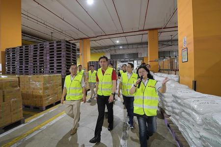 Singapore to review stockpiling policies: Chan Chun Sing