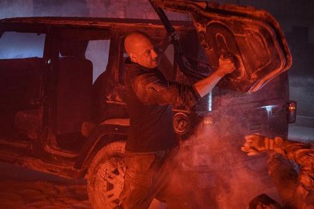 Vin Diesel: Acting is fun, producing is hard, lonely work