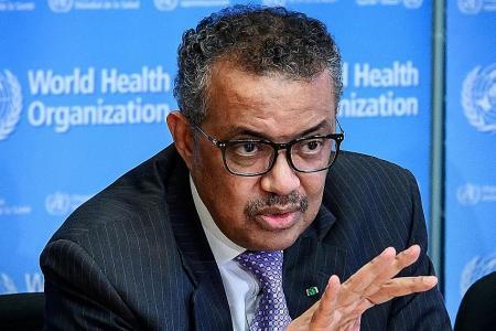 Threat of coronavirus pandemic now 'very real'