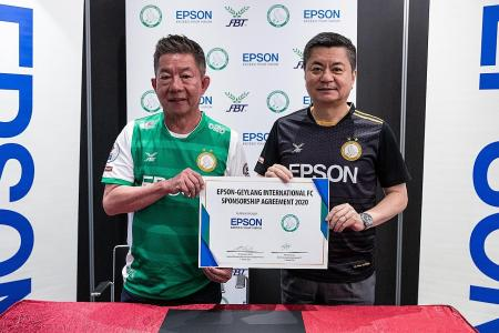 Geylang International extend partnership with Epson