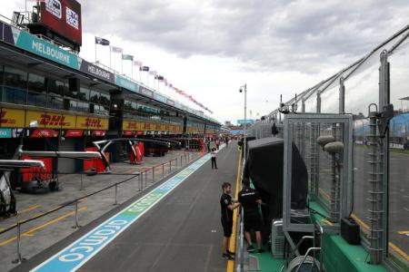 Australian GP called off just hours before first practice session
