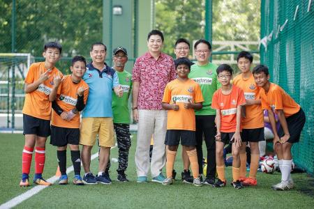 Albirex Niigata expand youth system with mainly local U-17s