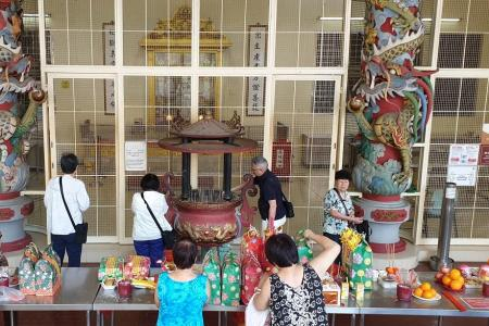 Columbariums adopt safety measures for upcoming Qing Ming Festival