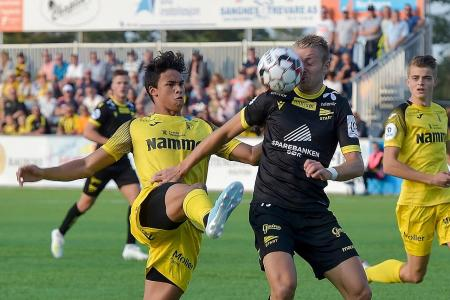 Virus holds up Ikhsan's potential move to top-tier club in Norway